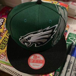 Philadelphia Eagles SnapBack Fitted!